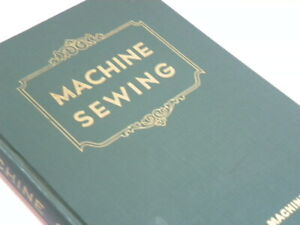 Rare 1950 Singer Machine sewing Book for Attachments Green HC $275.00