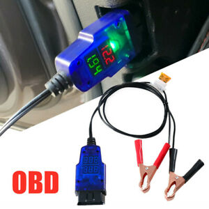 12V Universal Car OBD Battery Replacement Memory Safe OBDII Replace Hand Tool $18.95