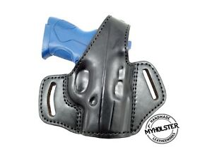 OWB Thumb Break Right Hand Leather Belt Holster Fits Walther PPS M2 $36.16
