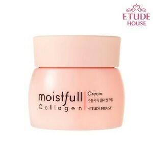 Etude House Moistfull Collagen Cream 75ml Made In Korea $11.99