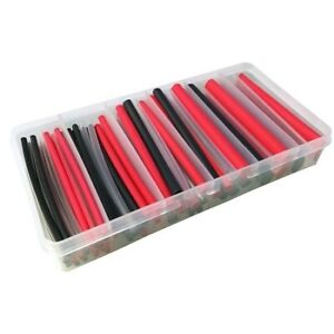 ELECTRIDUCT HS KIT DW CL 3PK Dual Wall Adhesive Lined 4quot; Heat Shrink Kit 85pc $54.57
