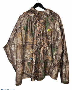 Scent Blocker Jacket 2XL Outfitter Waterproof Outer Jacket Only Layer 3