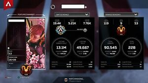 Apex Legends Ranked S10 Split 2 King#x27;s Canyon Arenas Kills Boost PS4 XBOX