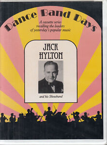 Dance Band Days Jack Hylton And His Showband 2 Cassette Audio Jazz FASTPOST GBP 4.94