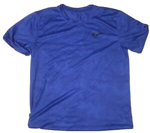 Nike Dry Fit Shirt. Men's Dri Fit Athletic Blue Medium $10.00