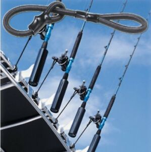 Tigress 88676 T Top Fishing Rod Safety Straps Pack of 2