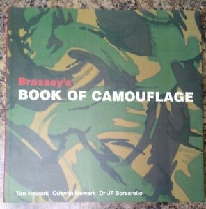 Brassey#x27;s Book of Camouflage by Tim Newark Conway New