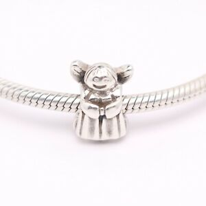 Authentic PANDORA Sterling Silver Angle Of Hope Charm $28.00