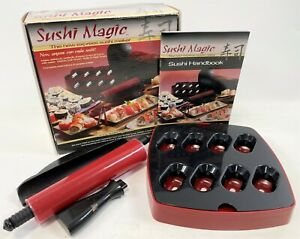 SUSHI MAGIC Hand Easy Auto Rolling Machine AS SEEN ON TV Express Kitchen Kit $29.99