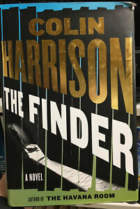 The Finder by Colin Harrison 2008 Hardcover $8.99