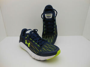 UNDER ARMOR Shoes Size 5Y Youth Blue Green Training Sport Athletic $24.99