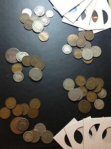 ✯COIN COLLECTORS ESTATE SPECIAL ✯ OLD US TYPE SET LOT ✯ SILVER COINS 100 YEARS✯