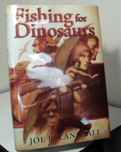 Fishing for Dinosaurs by Joe R Lansdale Subterranean 2020 signed limited