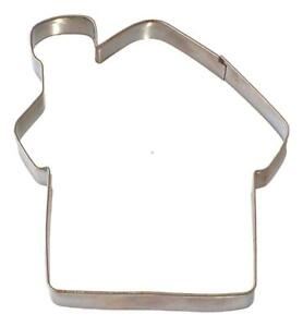 Gingerbread House Cookie Cutter Clay Fruit or Fondant Cutter Christmas Cutter AU $3.50