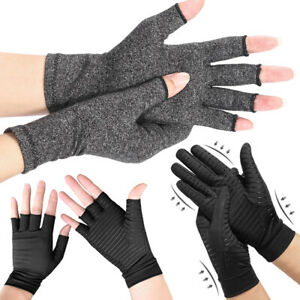 Arthritis Gloves Compression Joint Finger Pain Relief Hand Wrist Support Brace $16.99