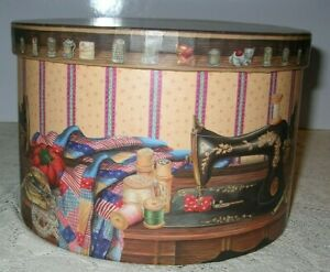 2 Nesting Sewing Boxes quot;Stitch in Timequot; $24.99