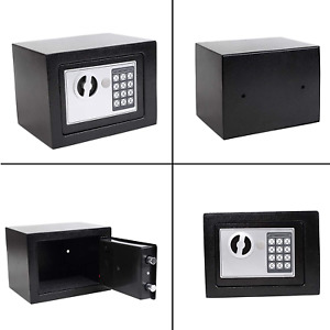 Digital Home Jewelry Cash Security Safe Box Water Fireproof Electronic Steel Pro $39.99
