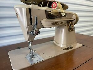 Singer 500A Rocketeer Sewing Machine Table $275.00