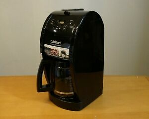 Cuisinart Coffee Maker and Grinder DGB 500 Black Grind and Brew