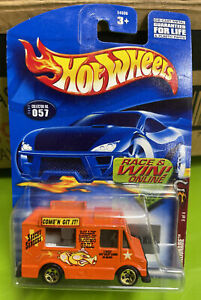 2001 Vintage Hot Wheels Collector #057 Grillonaire #3 of 4 Saucey Sanders $12.99