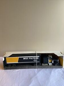 ERTL WIX FILTERS TRACTOR TRAILER Mint Condition Send Best Offer