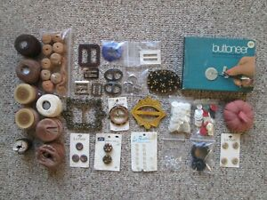Vintage Sewing Notions Lot $25.00