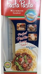 Microwave Pasta Cooker The Original Fasta Pasta No Mess On Rachael Ray Show