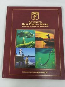 ADVANCED BASS FISHING SKILLS: BEST LURES TECHNIQUES AND PRESENTATIONS fk