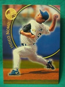 1997 Topps Members Only #36 Hideo Nomo Los Angeles Dodgers $0.99