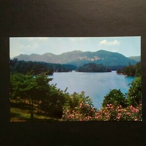 LAKE LURE NC * UNPOSTED CHROME CIRCA Early 1960s