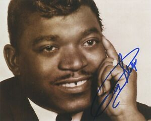 Percy Sledge American R amp; B amp; Soul Singer In Person Signed Photograph. GBP 45.00
