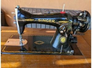 Singer 15K Centennial badged Sewing Machine amp; table Vintage Great condition $359.99
