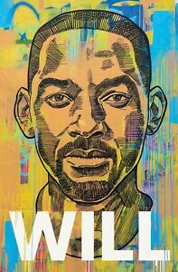 Will Smith SIGNED BOOK Will : Memoir 1ST EDITION Hardcover PREORDER $89.99