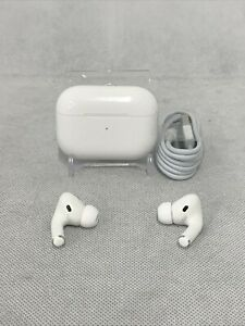 Apple AirPods Pro Wireless Individual Components: Right Left Charging Case $62.99