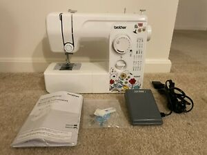 Brother JX2517 Lightweight Full Size Sewing Machine Factory Remanufactured $74.99