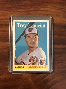 2019 Topps Archives Trey Mancini Card # 41 $0.99