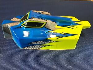 Tekno RC EB48 2.0 Body CUSTOM PAINT TKR9045 Not perfect but new and nice $65.00