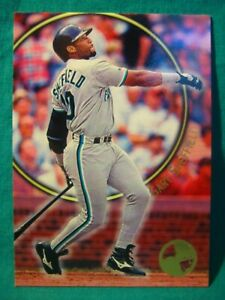 1997 Topps Members Only #43 Gary Sheffield Florida Marlins $0.99