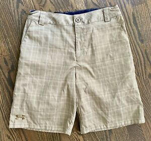 Under Armour Golf Shorts Youth XL $12.50