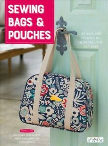 Sewing Bags amp; Pouches Paperback by Tuva Pub COR Like New Used Free shipp... $20.25