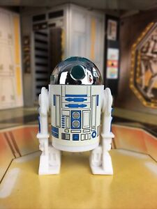 Star Wars Stan Solo Solid Dome R2 D2 Reproduction Blem $20.00