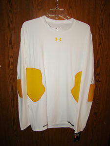 Under Armour MPZ Compression Padded Basketball Shirt Save 55%  2XL  XXL