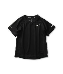 Nike Girls Dri Fit Miler Running Soccer Training Work Out Shirt Save 40%!! $7.49