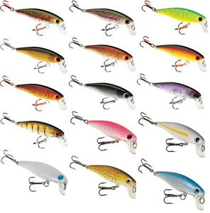 Fishing Lures Dynamic Lures HD Trout HD Ice J Spec