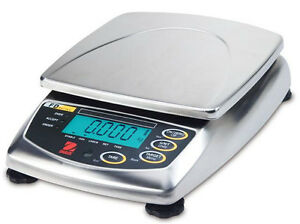 Ohaus FD15H Food ScaleCheckweigherStainless Steel30X0.001 lb15X0.0005kgNew