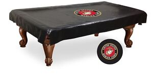 United States Marines Pool Table Cover
