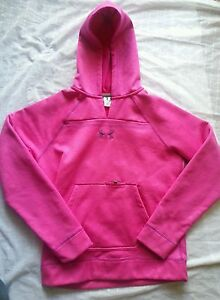 Under Armour Girl's Size Large Pullover Hoodie