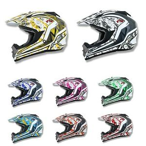 *FAST SHIPPING* AFX 19 VIBE MOTORCYCLE HELMET