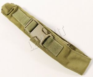 NEW Eagle Industries MLCS Pop Flare DOWN Pouch Tan Buckle Navy SEAL MOLLE