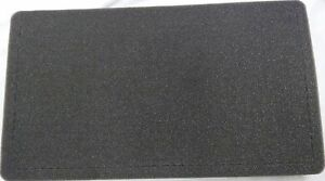 QTY 1 middle replacement pluck foam for Pelican 1600  1610  1620